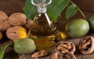 Водка на перепонках грецкого ореха рецепт