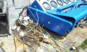 Как подключить амперметр на тракторе мтз 80