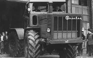 Трактор к 700а