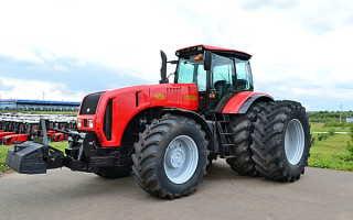 Тракторы мтз модельный ряд