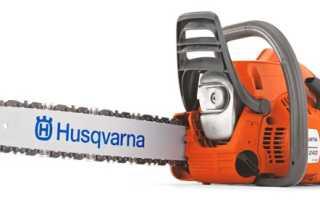 Бензопила husqvarna 240 характеристики