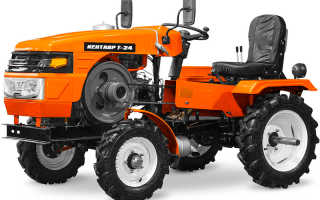 Трактор т 24