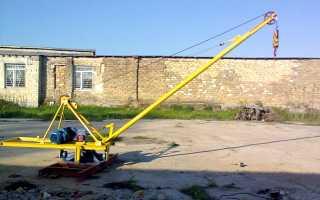 Кран пионер 1000 технические характеристики