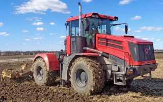 Трактор кировец к 424 кирюша