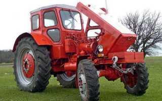 Тюнинг тракторов мтз юмз т 40