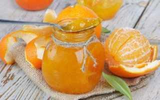 Варенье из апельсинов с кожурой пошаговый рецепт