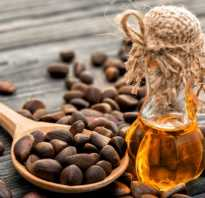Как использовать кедровое масло