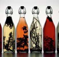 Сделать настойку из спирта в домашних условиях