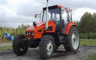 Трактор втз 2048