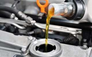 Замена масла в мотоблоке