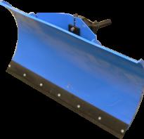 Лопата отвал для мотоблока нева