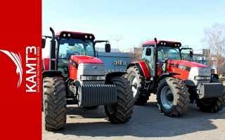 Трактор камаз хтх 215
