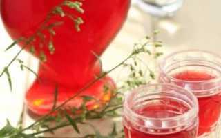 Спиртовая настойка на ягодах