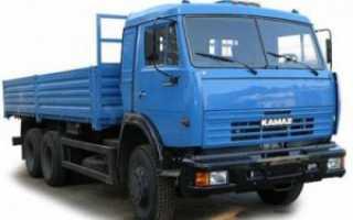 Камаз 53215 15 технические характеристики