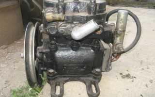 Самодельный компрессор зил 130 подробно в деталях