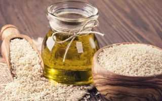 Польза кунжутного масла для организма человека