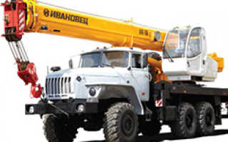 Ивановец 16 тонн технические характеристики