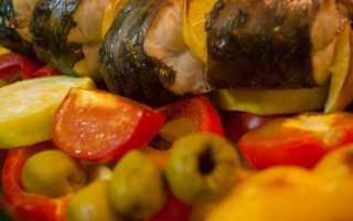 Рыба белый амур рецепты приготовления в духовке