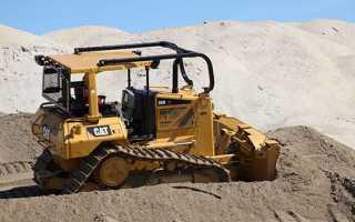 Cat d6n технические характеристики