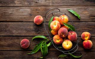 Чем полезен персик