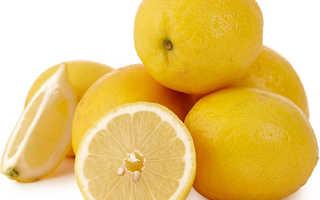 Лимон свойства польза и вред