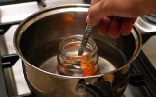 Как растопить мед в трехлитровой банке