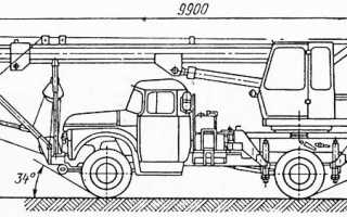 Кс 2571б технические характеристики
