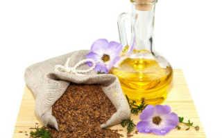 Льняное масло польза и противопоказания