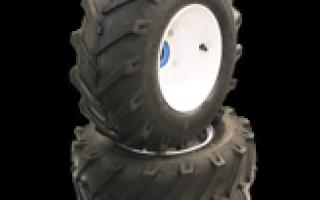 Спаренные колеса на мотоблок нева
