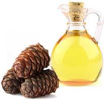 Польза кедрового масла для организма