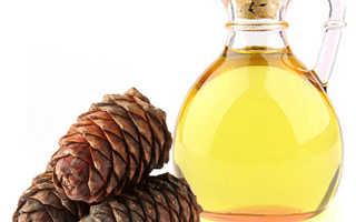 Кедровое масло польза и вред как принимать