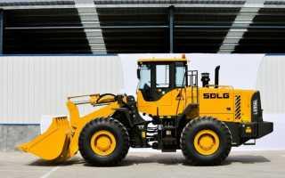 Sdlg 956 технические характеристики