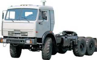 Камаз 44108 10 технические характеристики