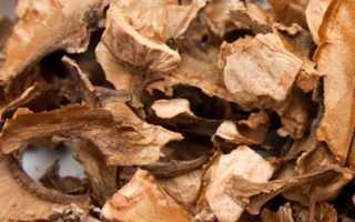 Как пить настойку из ореховых перегородок