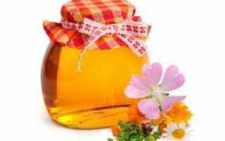 Мед цветочный калорийность