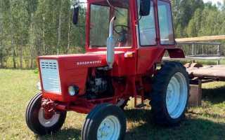 Самодельные трактора т25